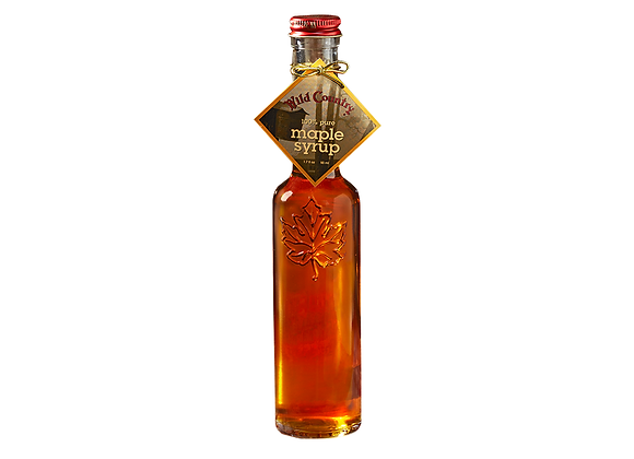 Maple Syrup in Fancy Glass (Bordo)
