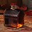 Thumbnail: Maple Syrup in Fancy Glass (Glass Log Cabin)