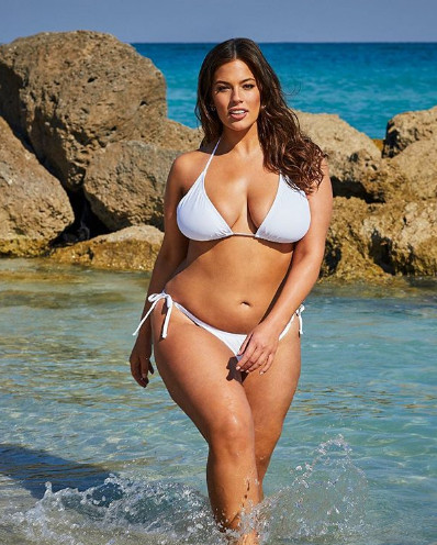 Quebrando as regras de moda com Ashley Graham