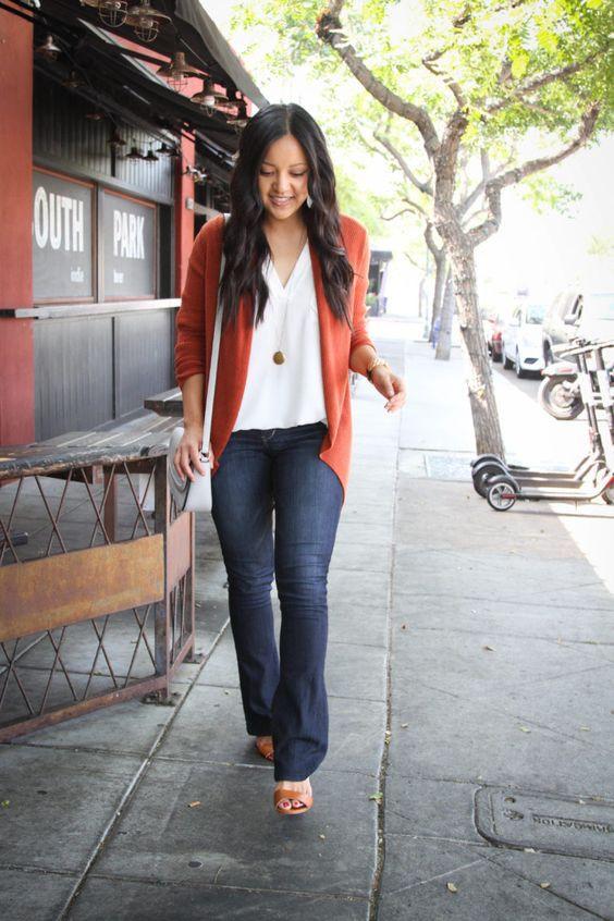 Jeans com tricô; Adamas Acessórios; looks de inverno no calor; mix de tecidos