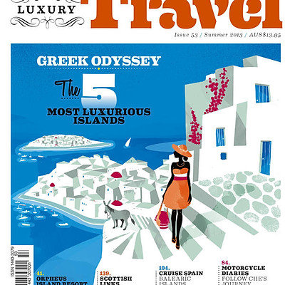 Map Your Own Greek Odyssey