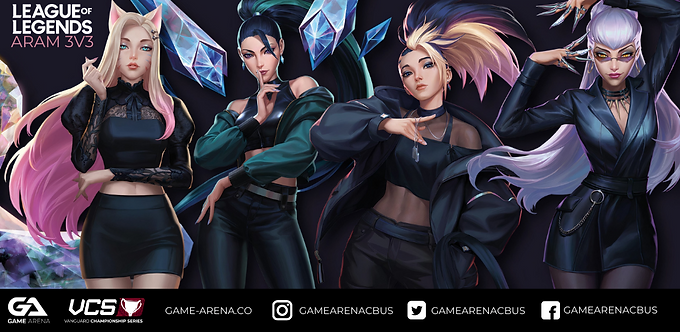League of Legends: ARAM 3v3