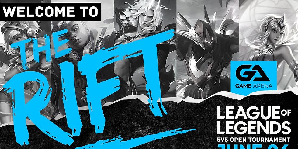 League of Legends: Open #1