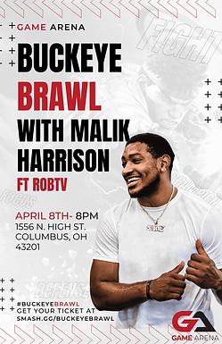Buckeye Brawl Presented by Game Arena and Malik Harrison