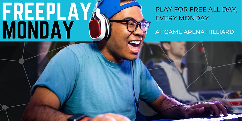 Free Gameplay Monday