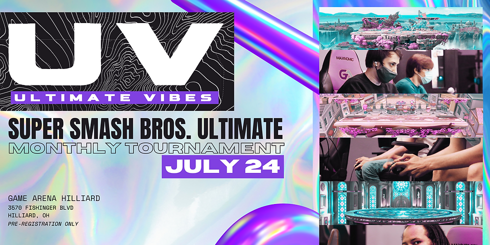 UV   Ultimate Vibes #1