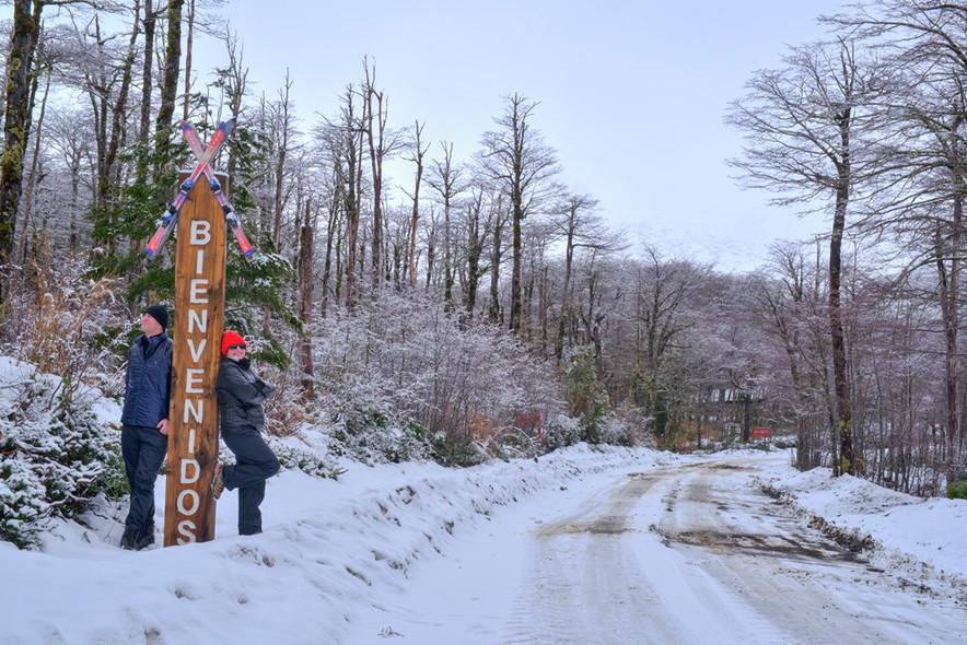Centro de Esqui Antillanca, Ambiente Familiar com 28 Pistas em Puyehue