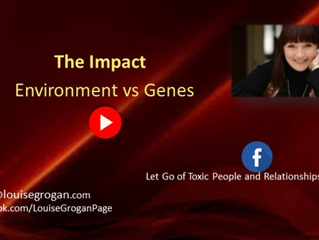 The Impact of Environment vs Genes.