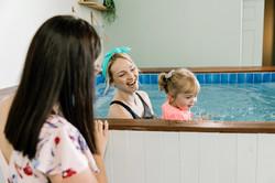 Baby Swim Gym
