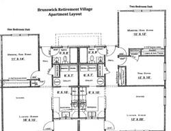 BRV Apartment Layout