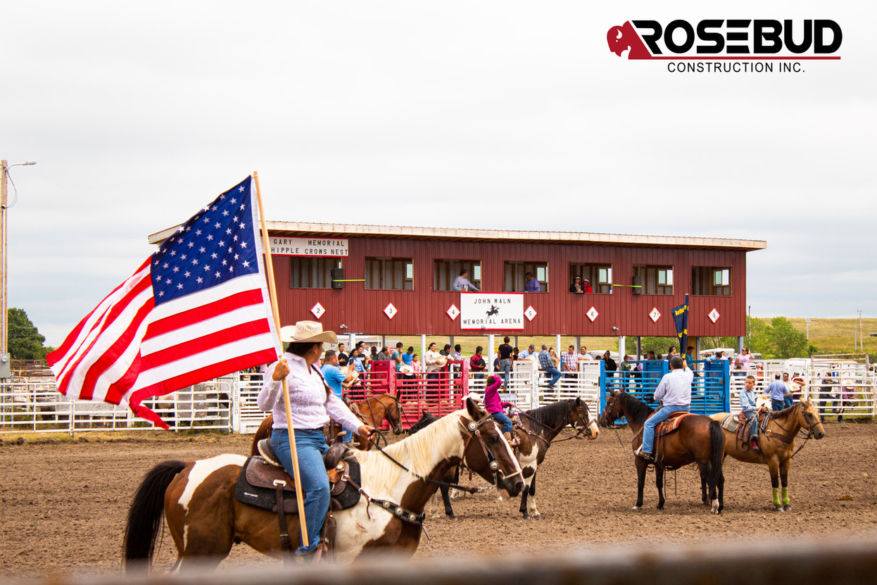 Rosebud Rodeo Grounds Crown Nest
