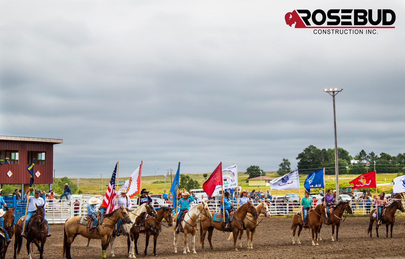 Rosebud Fair Rodeo Grounds
