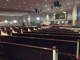 Calvary Apostolic Lighthoue Sanctuary