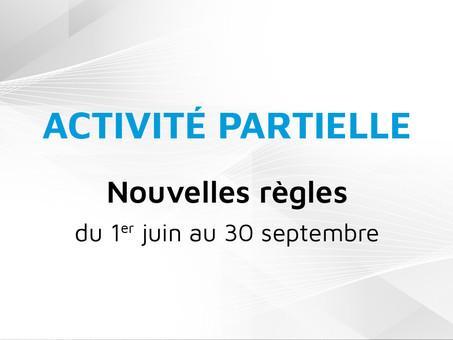 Activité partielle, les nouvelles règles du 1er juin au 30 septembre