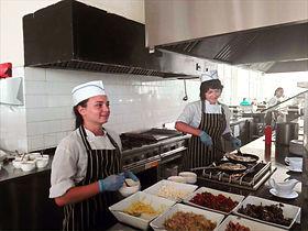 Работник кухни. Работа в Болгарии