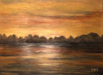 Quiet Evening by Cindy Coney