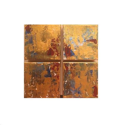 "Moroccan Tiles (10"" x 10"" total)"