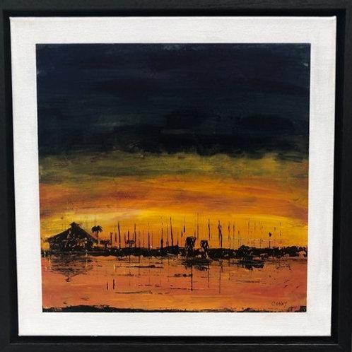 Davis Island Sunset