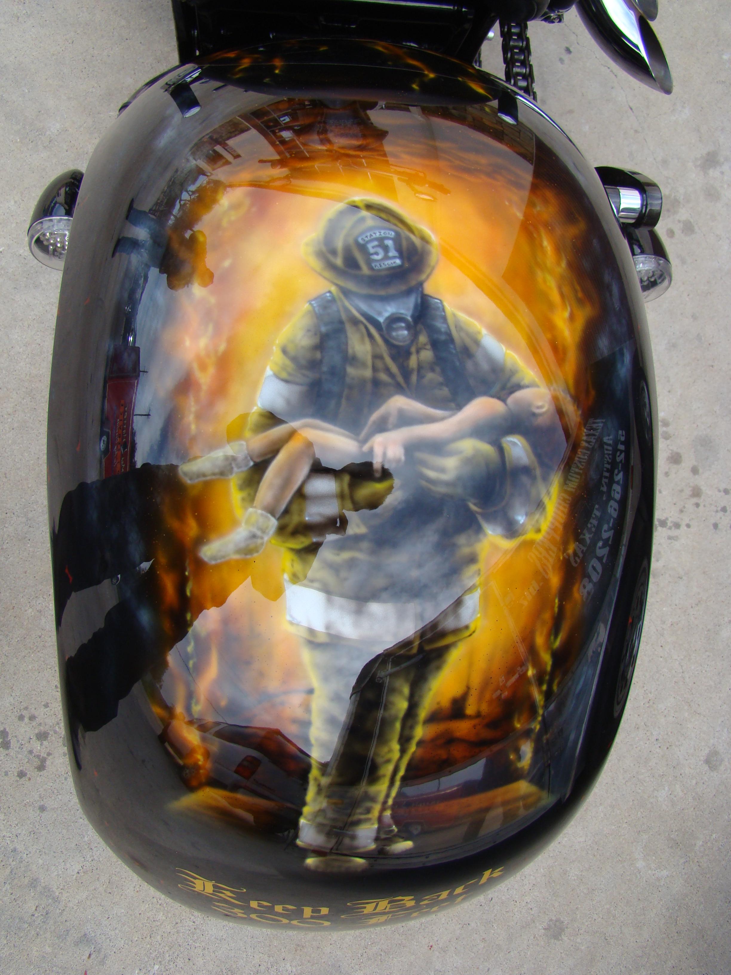 Fire Fighter Chopper (1)