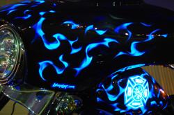LumiLor Blue Fire Harley 21