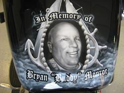 Memorial Airbrush