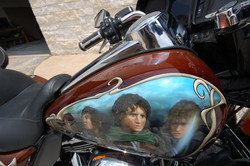 Lord of the Rings Motorcycle-99