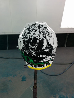 Califonia Helmet