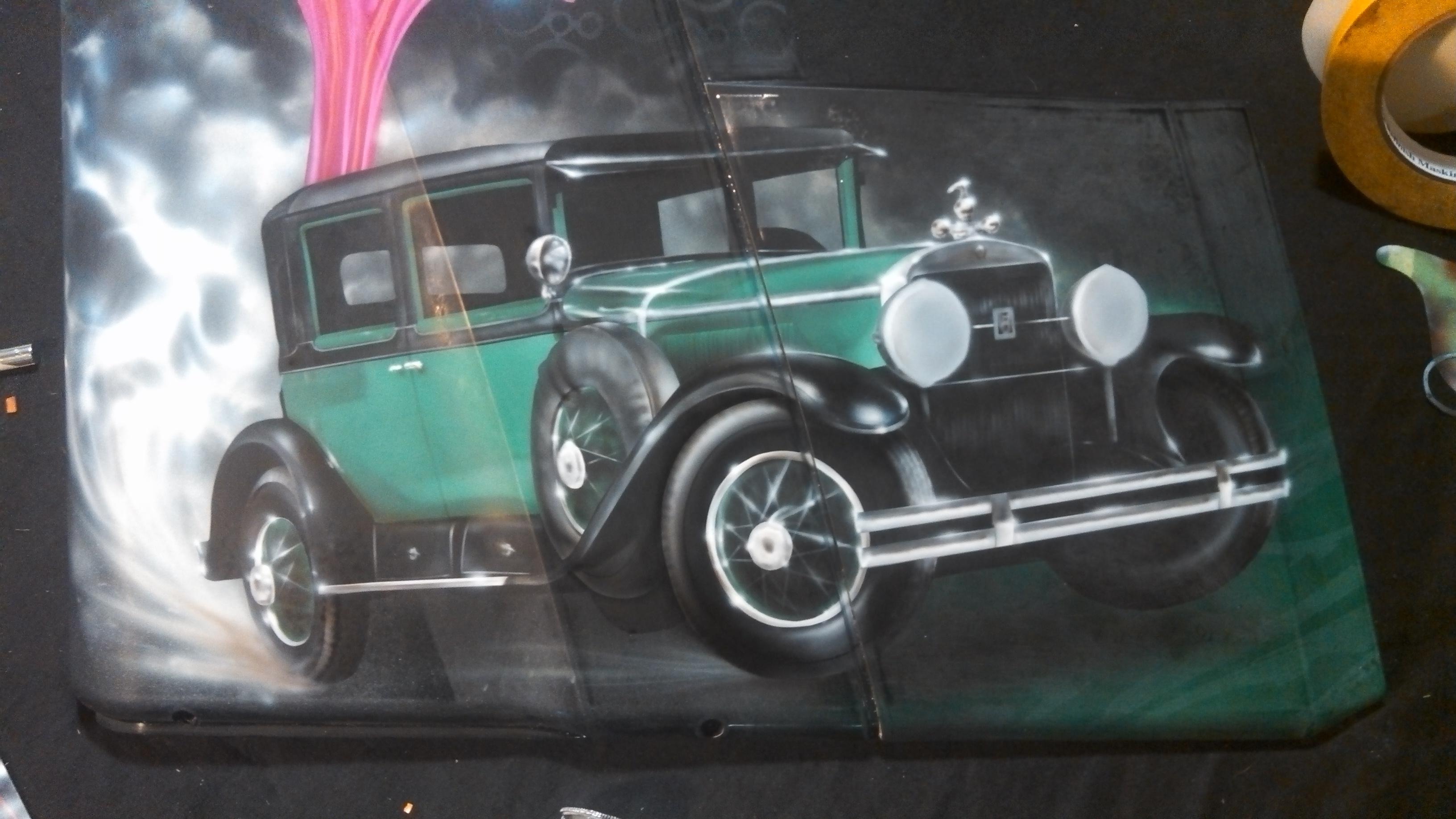 Al Capone Cadillac
