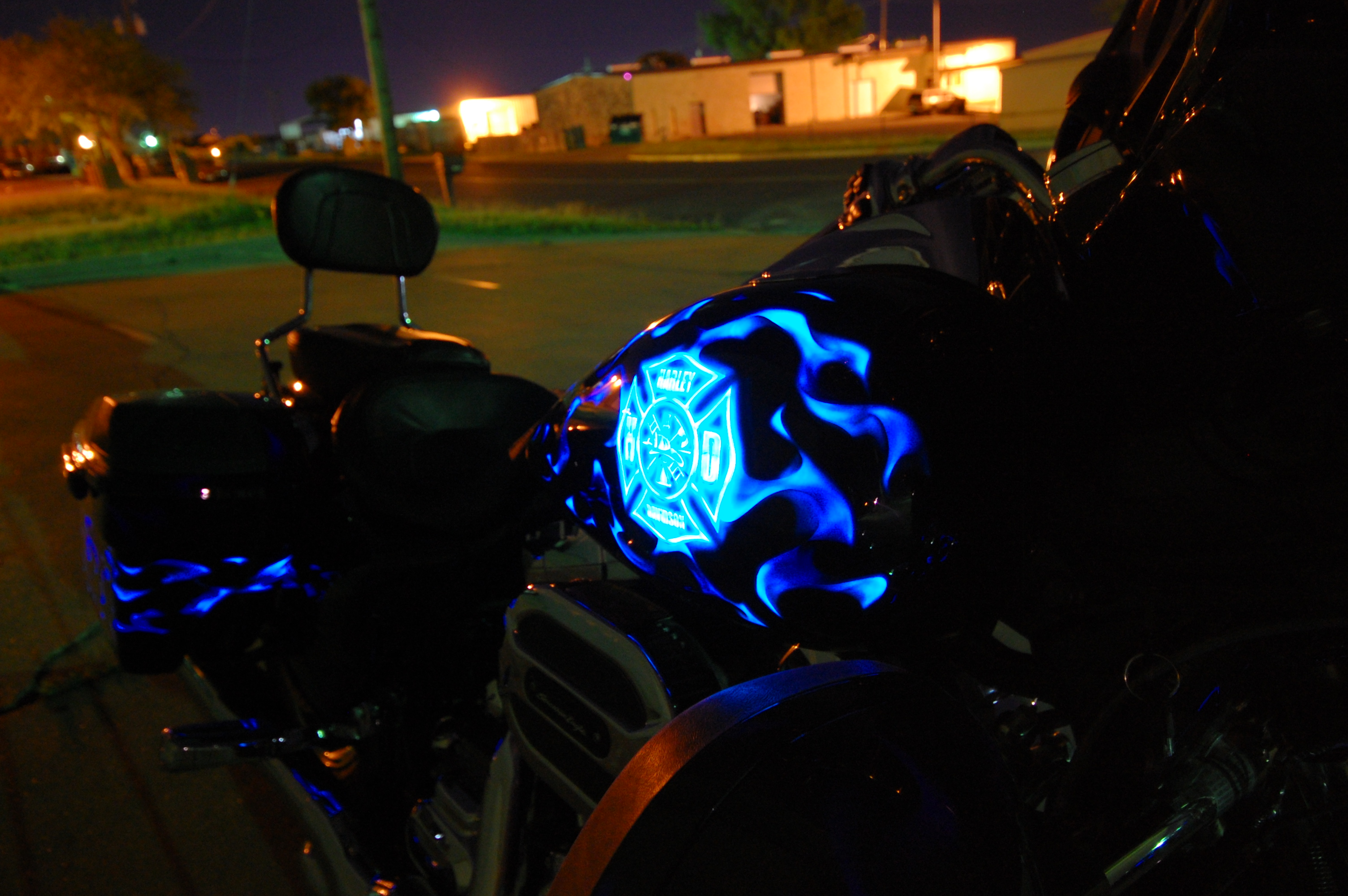 Blue Fire LumiLor Harley (2)