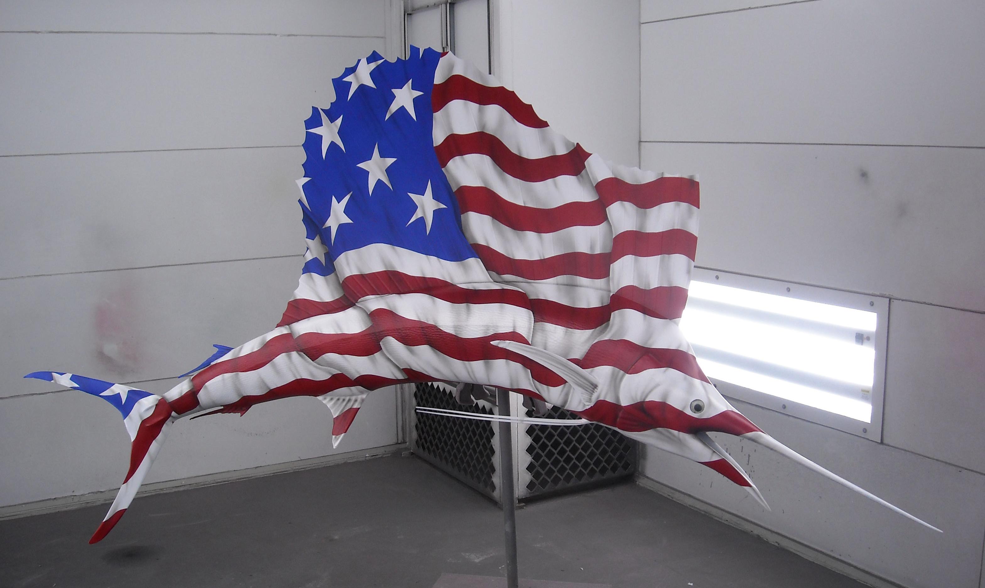 Flag Fish