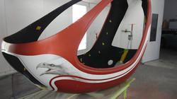 Eagle Airbrush Helicoptor