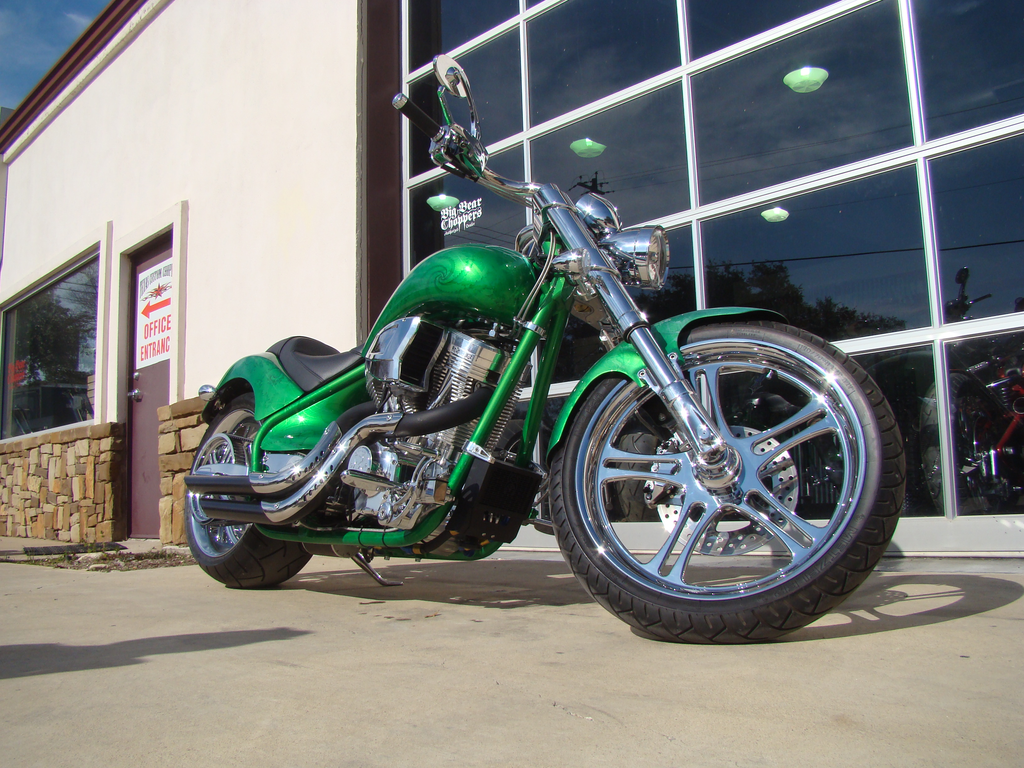 Viper Motorcycle Fractals (3)
