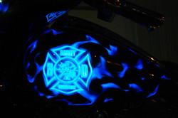 LumiLor Blue Fire Harley 20