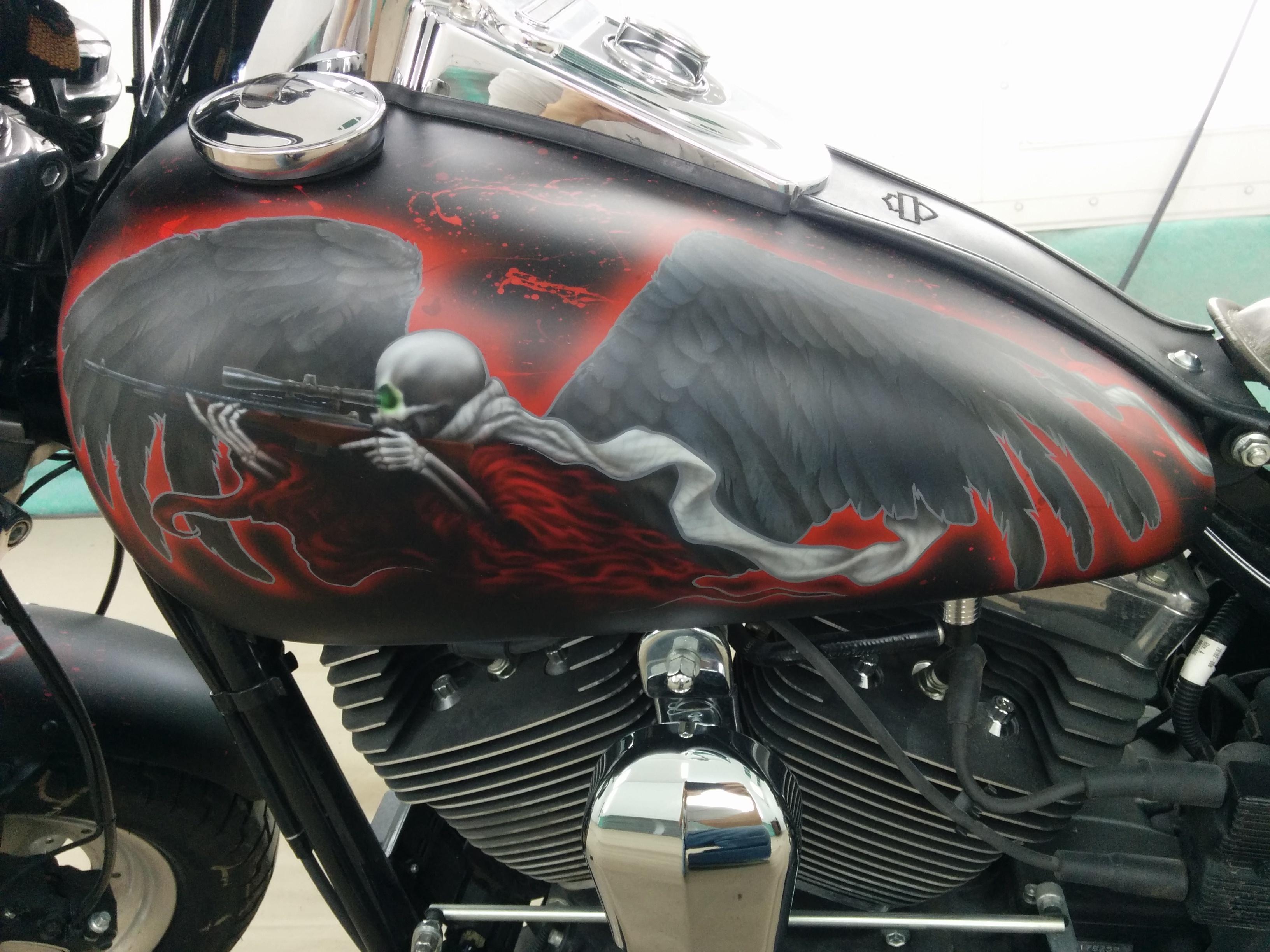 Death Dealer Harley 4