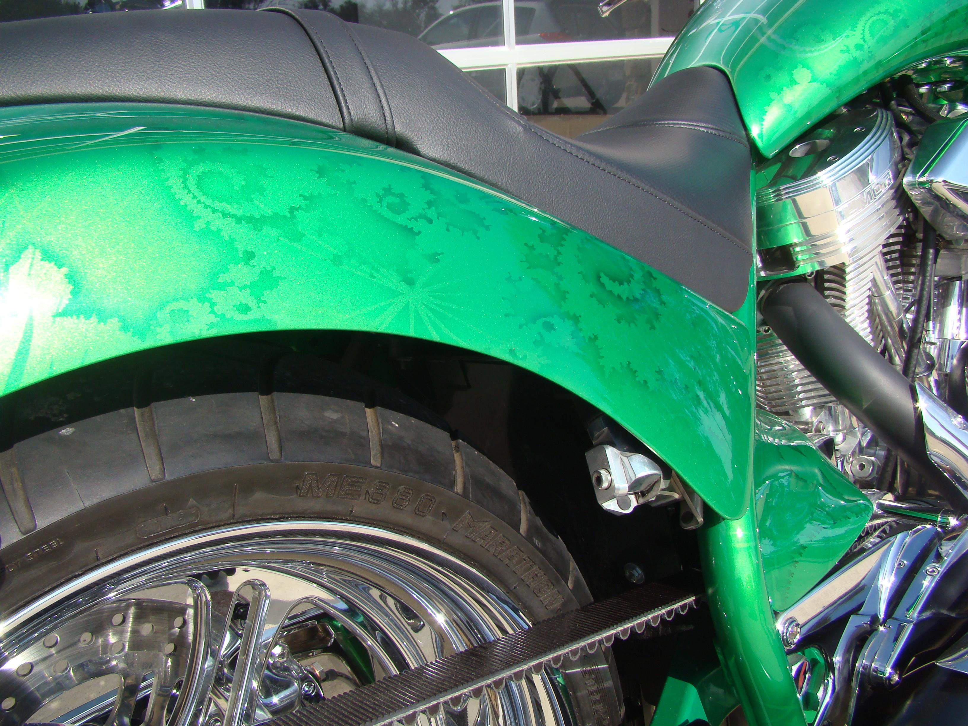 Viper Motorcycle Fractals (4)