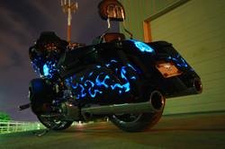 LumiLor Blue Fire Harley 18