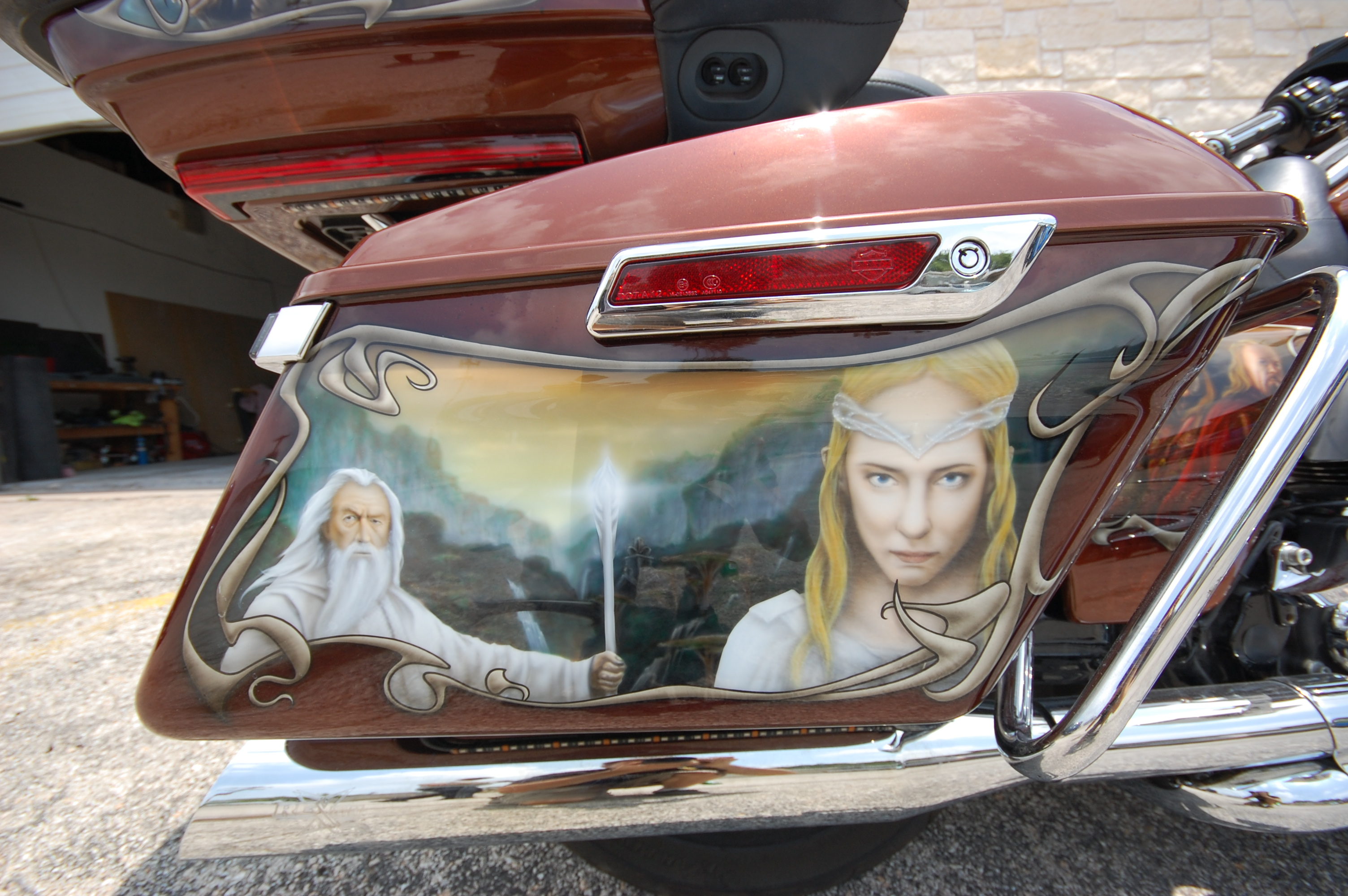 Lord of the Rings Motorcycle-111