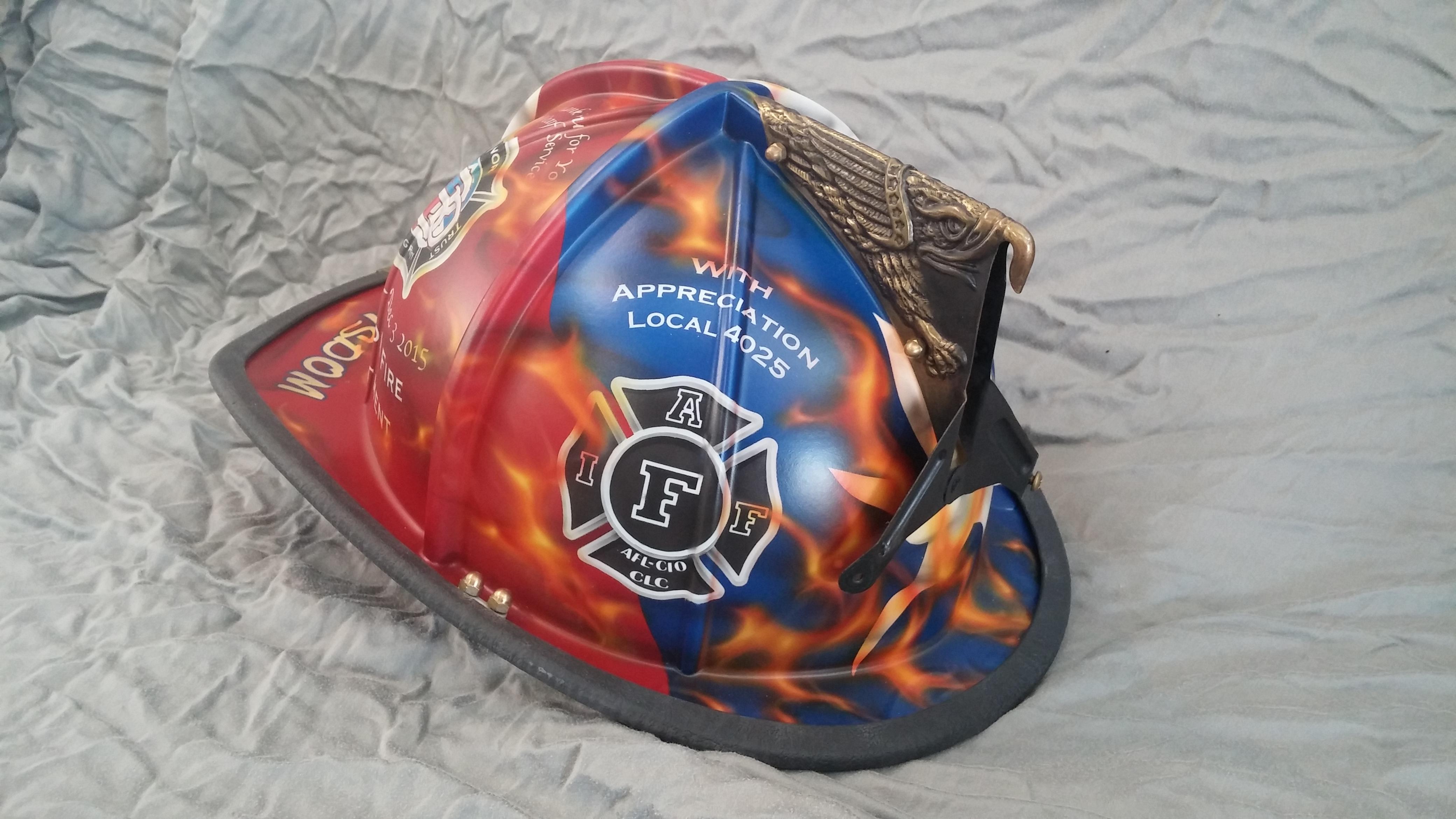 Fire Helmet 2