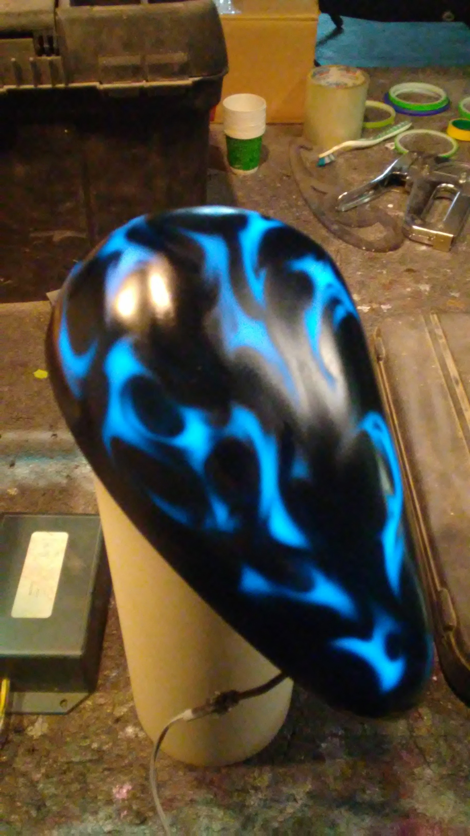 Blue Fire LumiLor Test Tank (1)