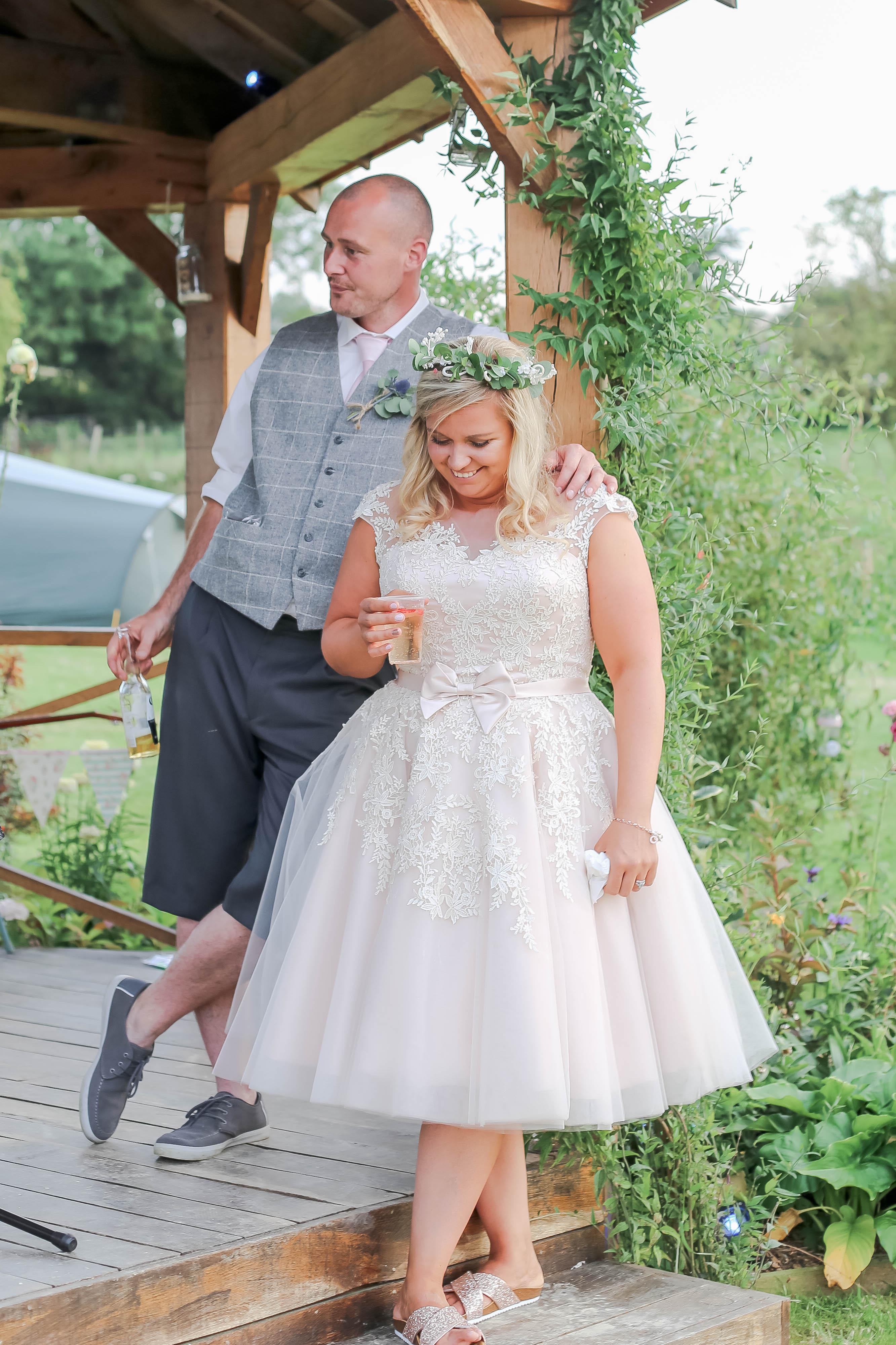 Weddings at Hampsley Hollow