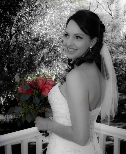 Rhode Island Bridal Hair and Make-up