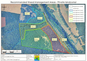 Weed management planning to achieve conservation outcomes