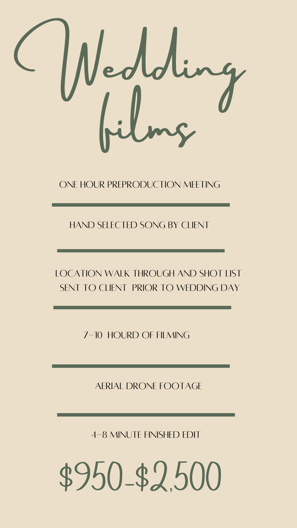 Aspiring Something Films Prices
