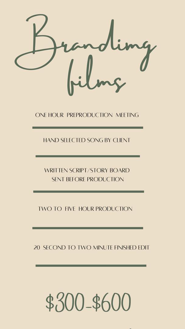 Aspiring Something Films Prices