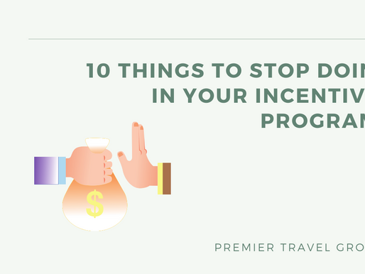 10 Things to Stop doing in your Rewards & Recognition Programs
