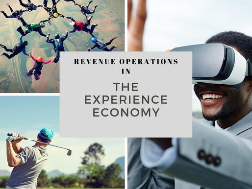 The Experience Economy!