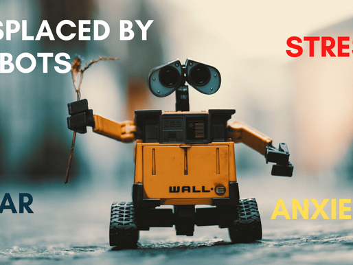 Six Reasons you might be Displaced by Robots