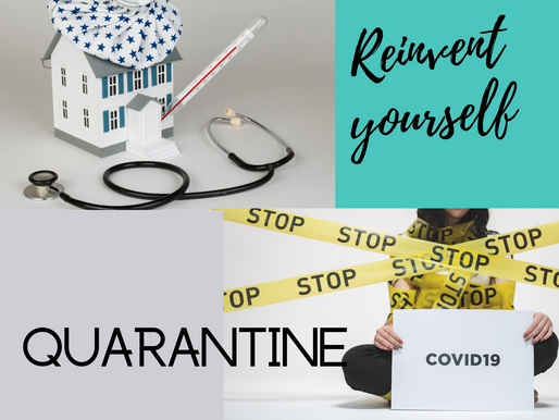 Reinvent Yourself During COVID-19 Pandemic
