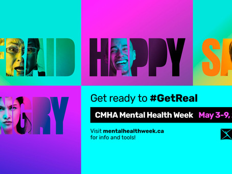 Let's #GetReal about Community Care This Mental Health Week