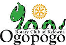 Rotary Club of Kelowna Ogopogo logo